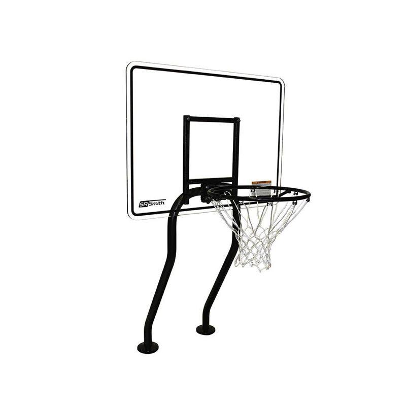 Swim N' Dunk Dual Post Basketball Game Image 1