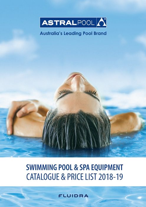 Swimming Pool & Spa Equipment Catalogue (2018/2019 Edition) Front Cover