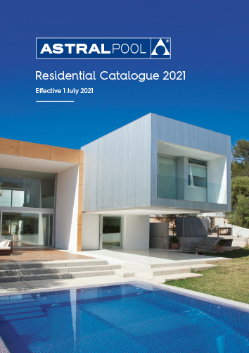 Residential Catalogue 2021 Front Cover