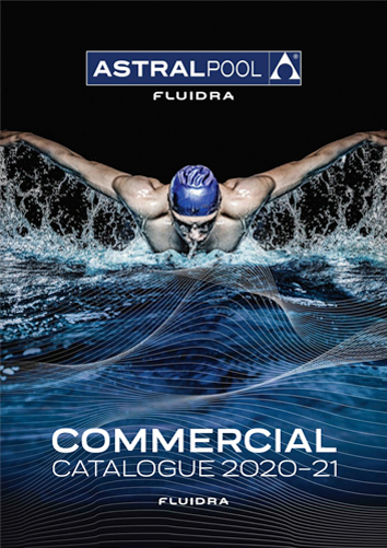 Fluidra Commercial Catalogue (2020-21 Edition) Front Cover