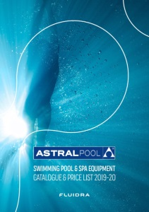 Swimming Pool & Spa Equipment Catalogue (2019/2020 Edition) Front Cover