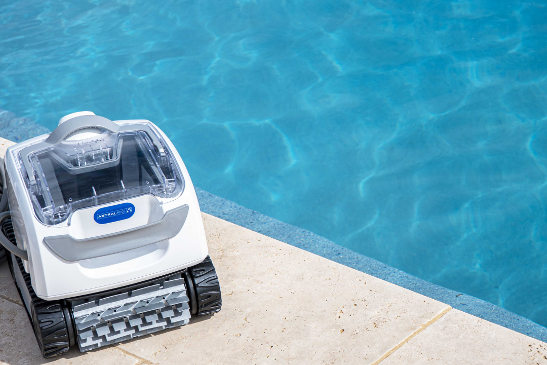 6 Ways Robotic Pool Cleaners Save You Time and Money guide