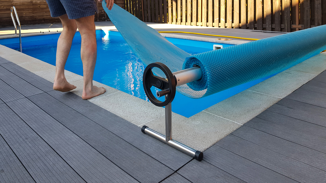 3. Use a pool cover slider image