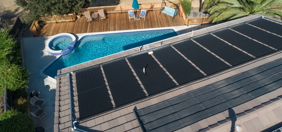 6. Switch to a solar power heating system slider image