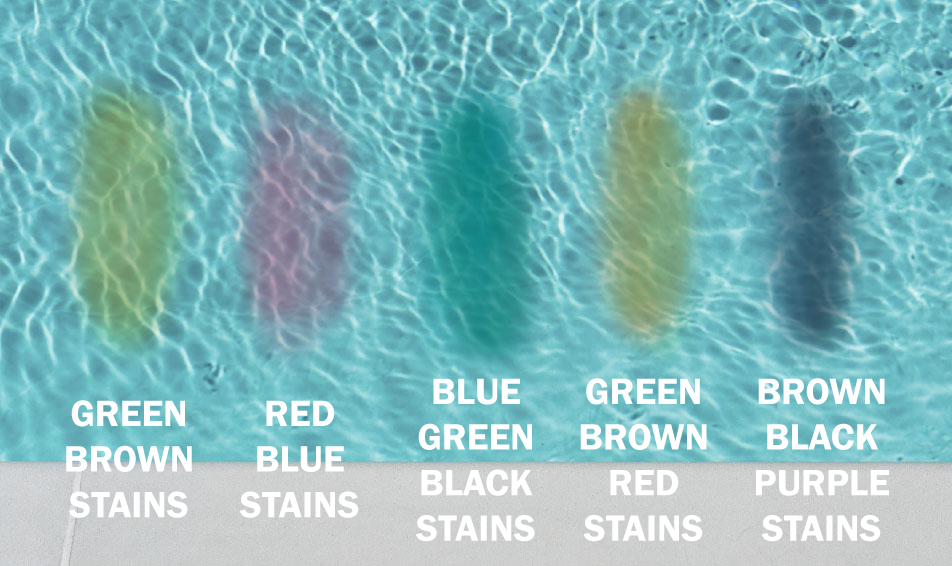 Identifying and Removing Pool Stains article main image