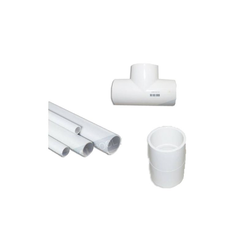 PVC Pipe & Fittings main image