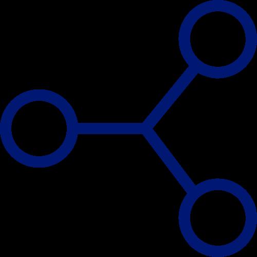 Multi brand operation icon
