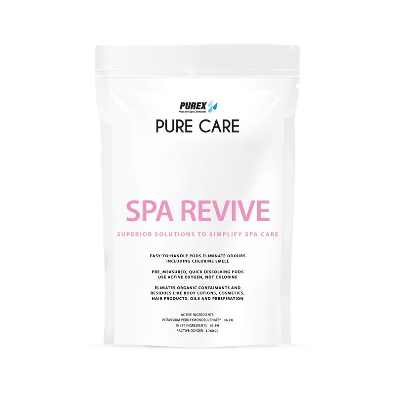 Spa Revive related product