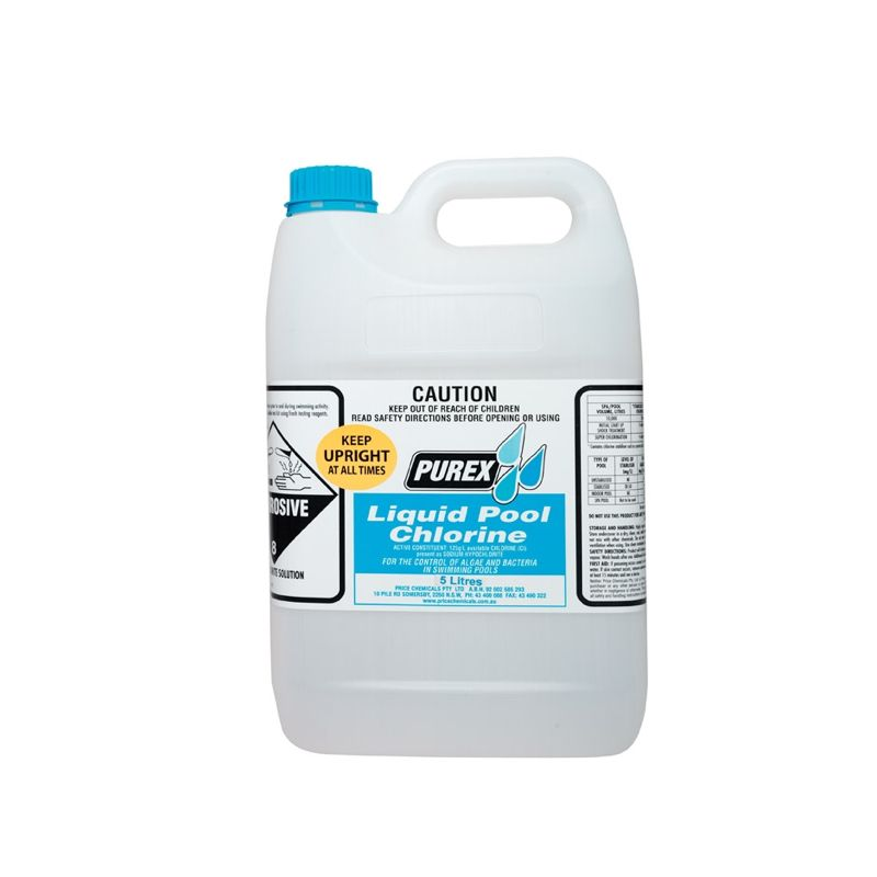 Purex Liquid Chlorine product