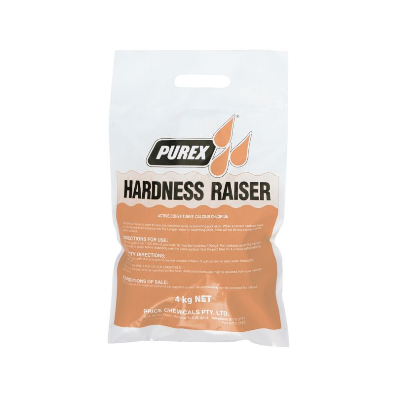 Purex Hardness Raiser related product
