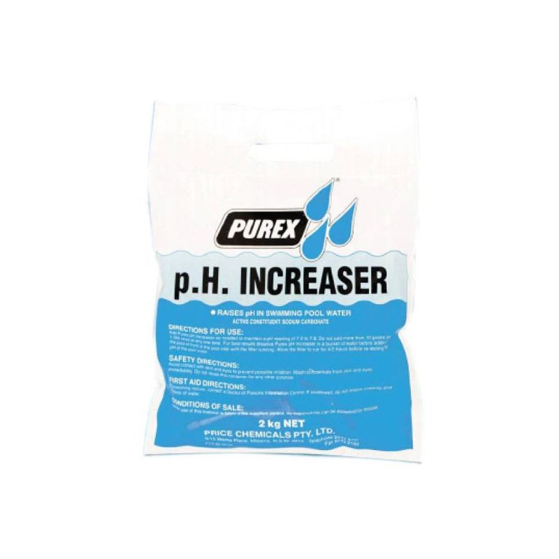 Purex pH Increaser product main image