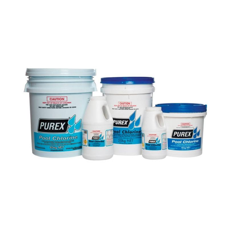 Purex Pool Chlorine related product