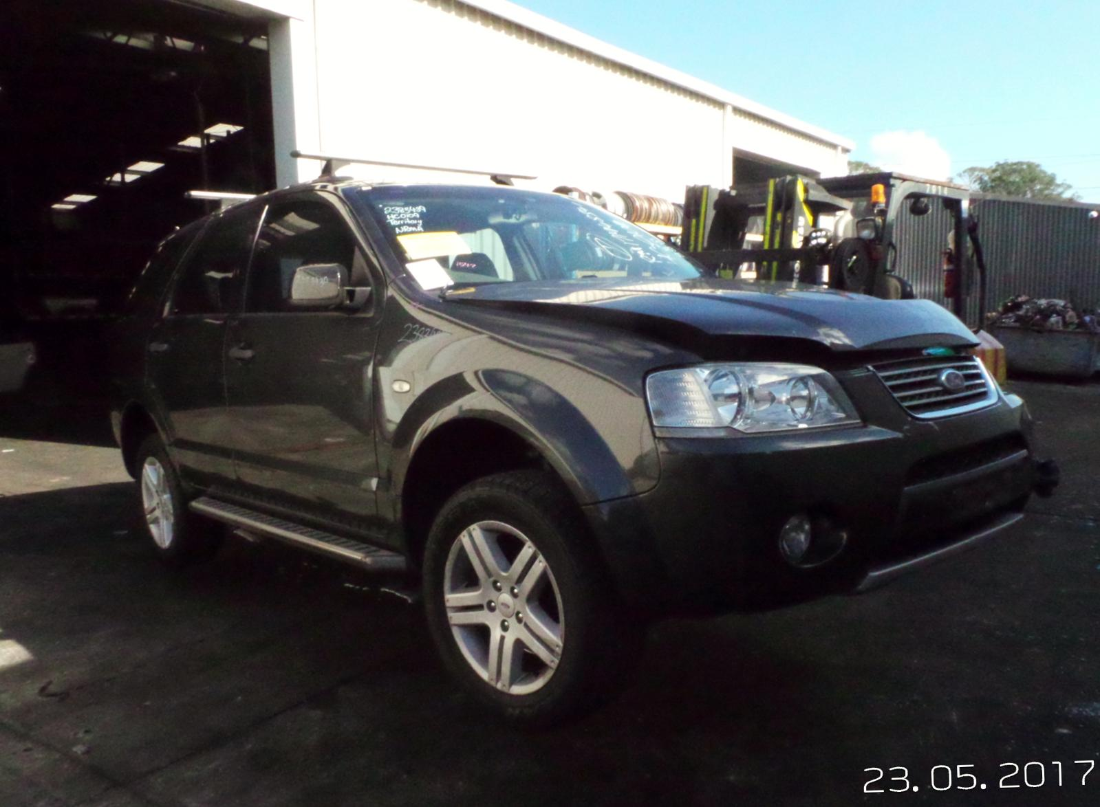 View Auto part Brake Booster Ford Territory 2007