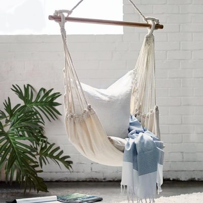 Noosa Natural Hammock Swing Collective Sol