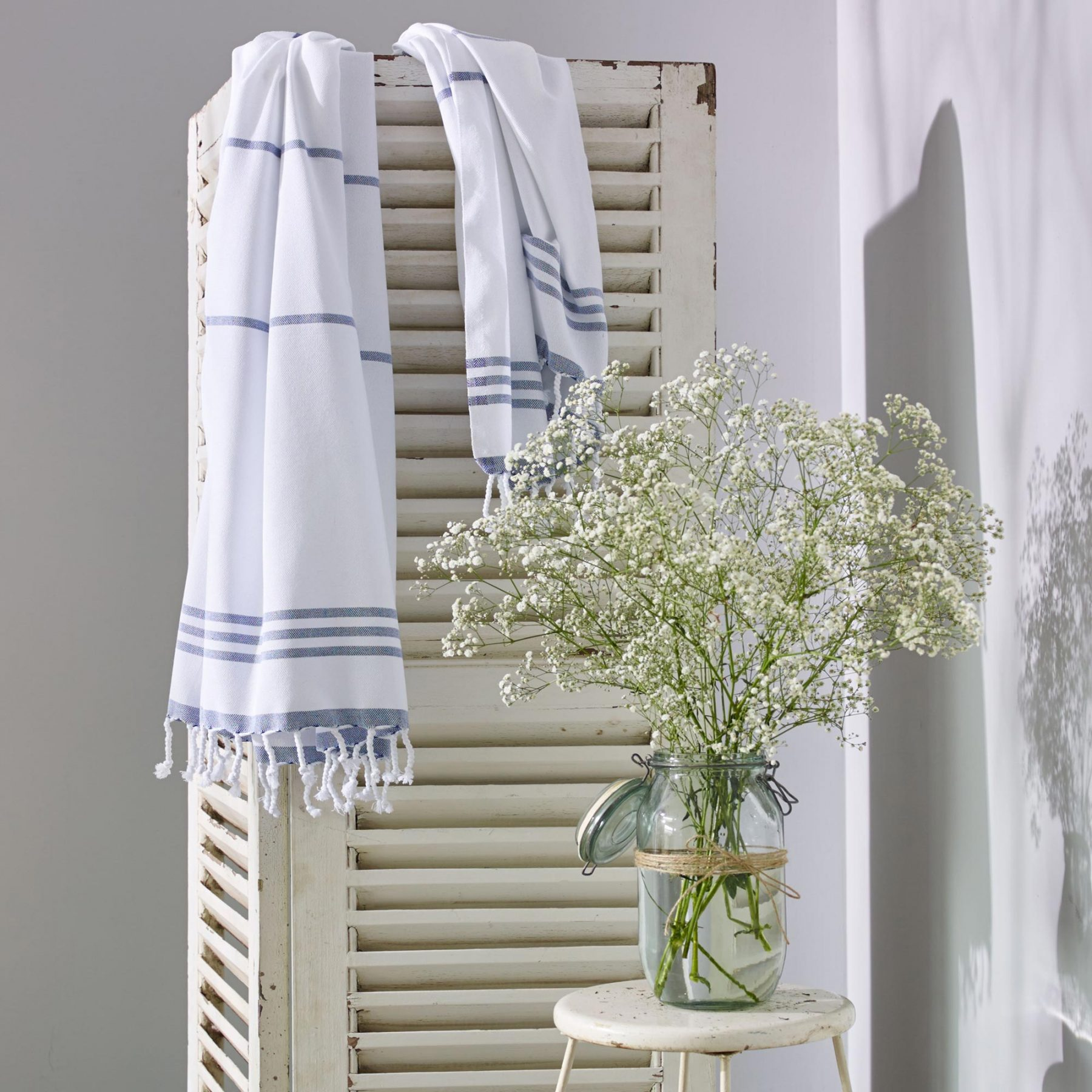 Wategos Turkish Towel Blue