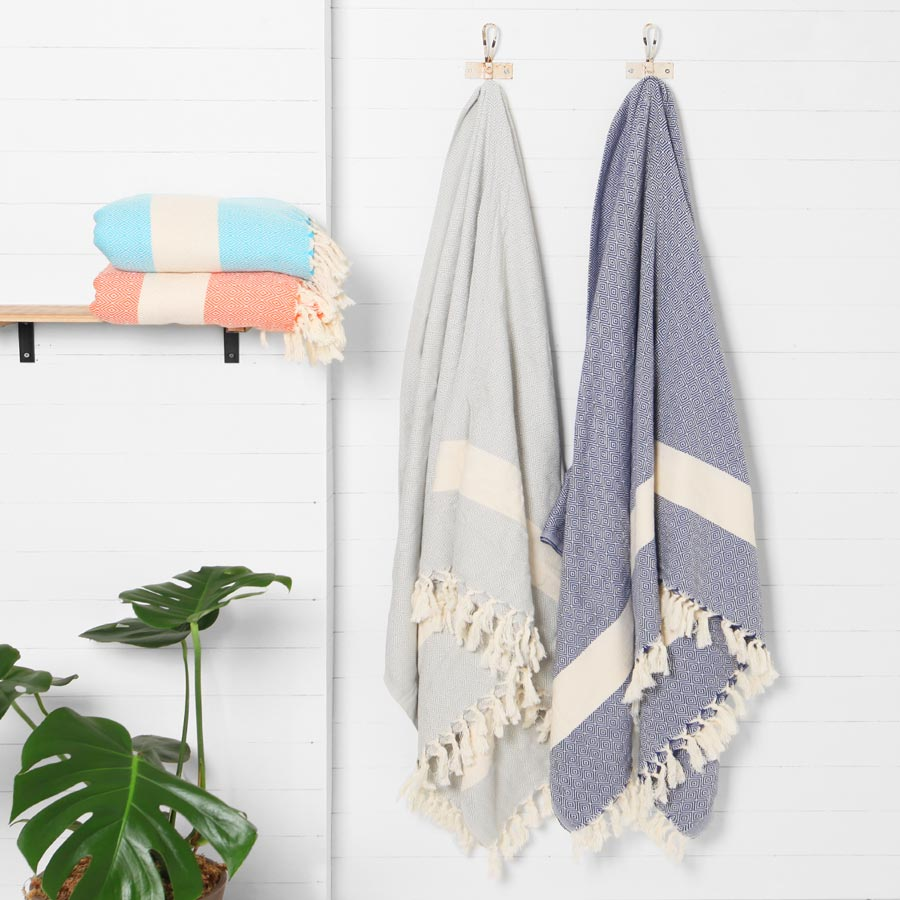 Moroccan Summer Throw Collective Sol