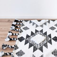 Traditional Rug Tufted Runner