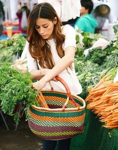 6 Ways to use your Market Basket