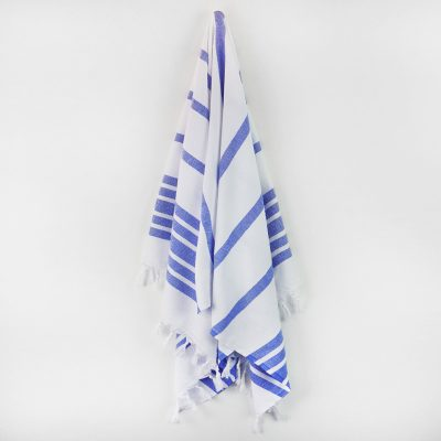 Venice Turkish Towel Blue