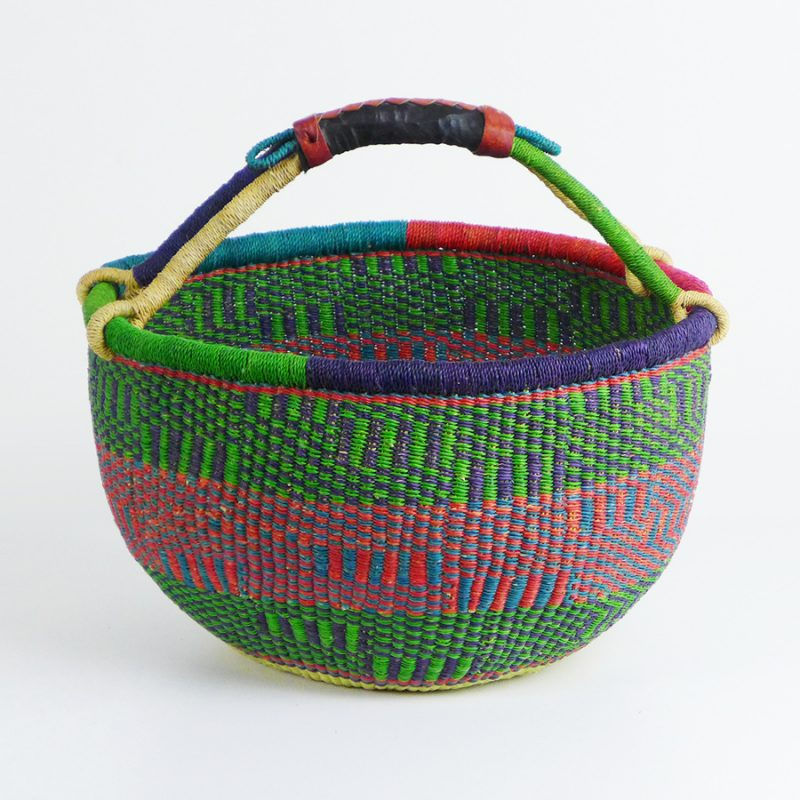 Collective Bolga Basket Green