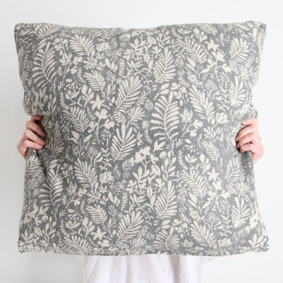 Lola Cotton Cushion Square Collective Sol