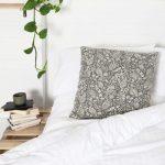 Lola Cotton Cushion Square Collective Sol
