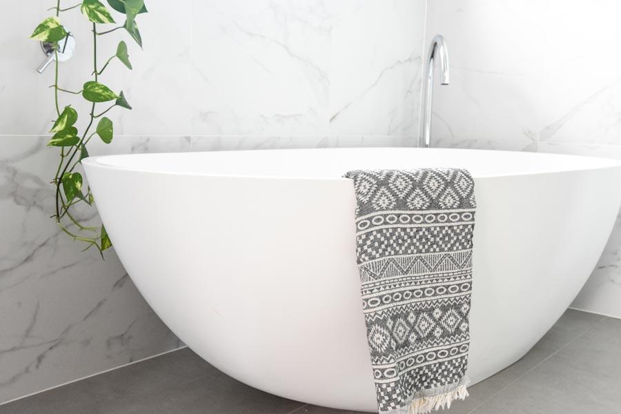 Caribbean Turkish Towel Bathroom Collective Sol