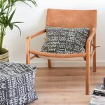 Tribal Ottoman Charcoal Collective Sol