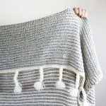 Mason Waffle Knit Throw Collective Sol