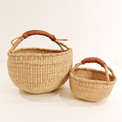 Mama Mini Bolga Natural Basket Collective Sol