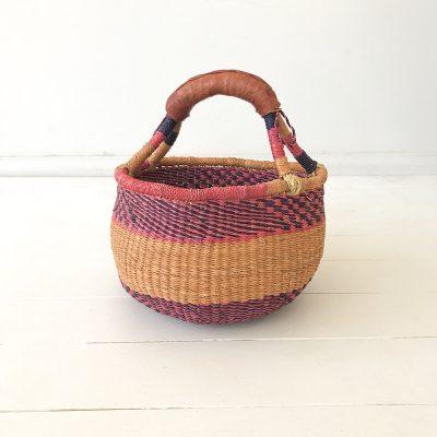Collective-Sol-Peaches-Mini-Market-Basket