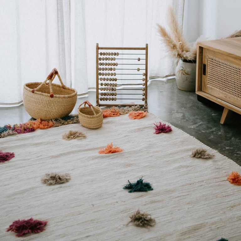 how to choose a rug