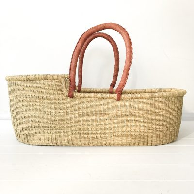 Natural Mose Basket Collective Sol