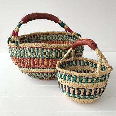 Mama Mini Basket Set Blueberry