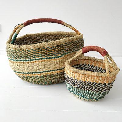 Mama Mini Basket Set Wattle