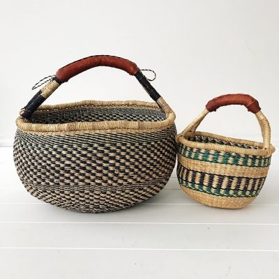 Indigo Mama Mini Baskets Collective Sol