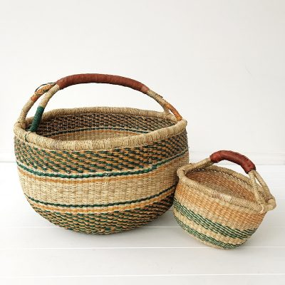 Wattle Mama Mini Baskets Collective Sol