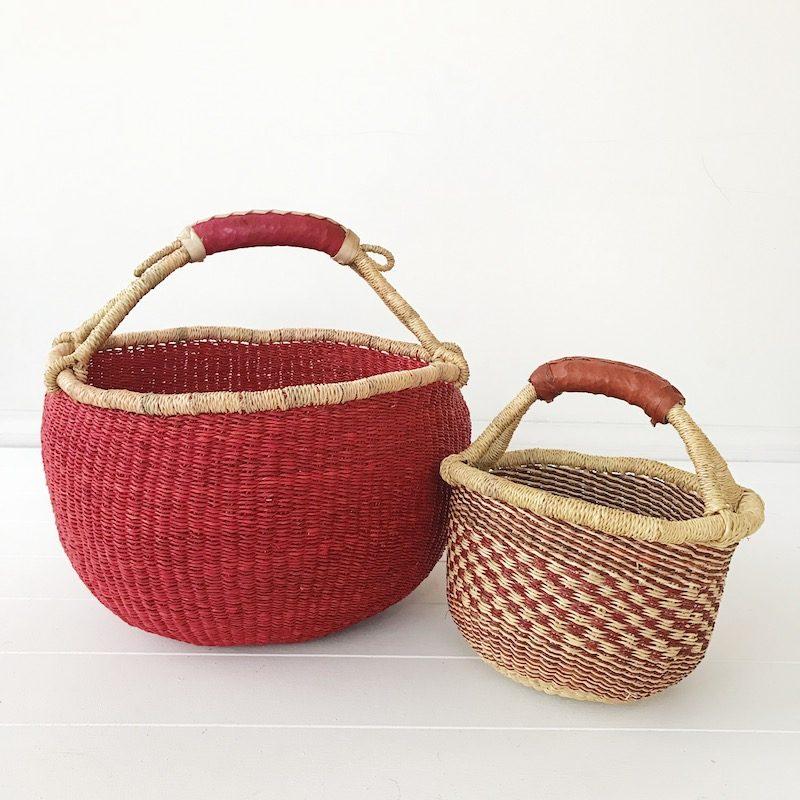 Rose Mama Mini Baskets Collective Sol