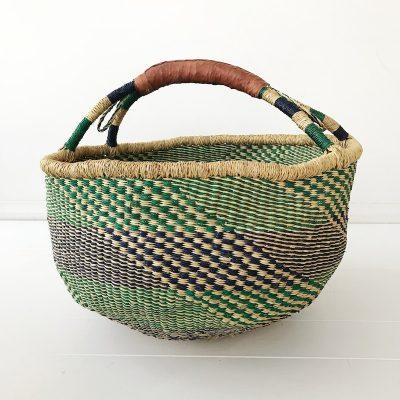 Fern Large Market Bolga Basket Collective Sol