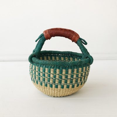 Bluebell Mini Market Bolga Basket Collective Sol