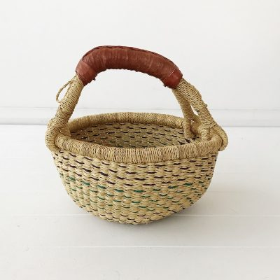 Fern Mini Market Bolga Basket Collective Sol