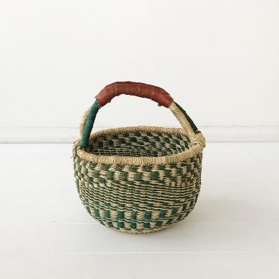 Forest Mini Market Bolga Basket Collective Sol