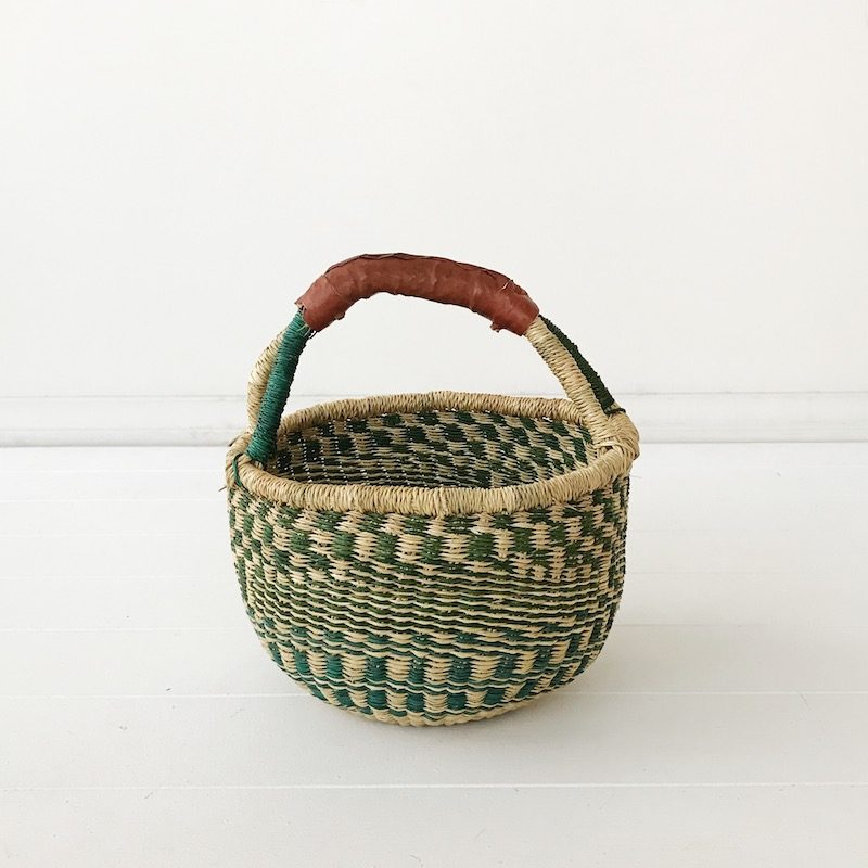 Forest Mini Market Bolga Basket Collective Sol