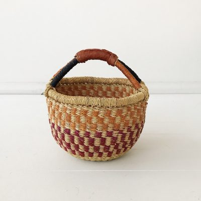 Harvest Mini Market Bolga Basket Collective Sol