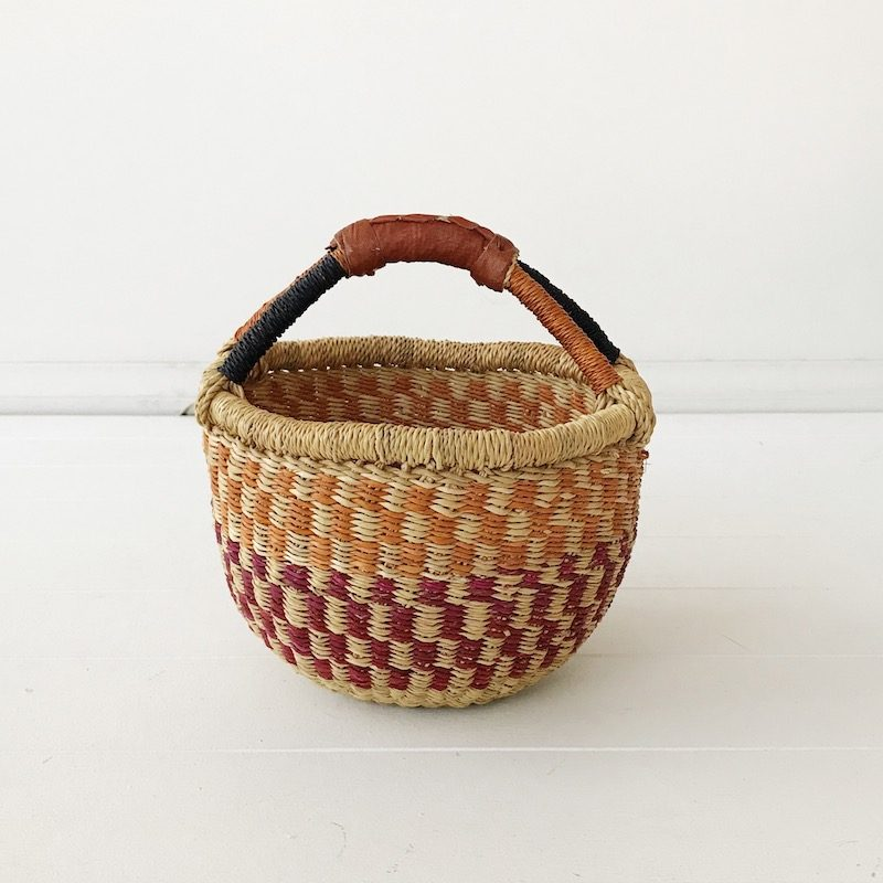 Harvest Mini Market Bolga Basket Collective Sol