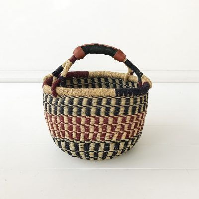 Juniper Mini Market Bolga Basket Collective Sol