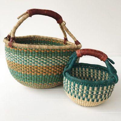 Mama Mini Basket Set Bluebell