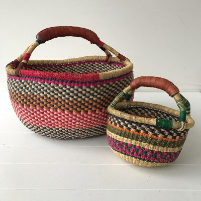 Mama Mini Basket Set Cherry