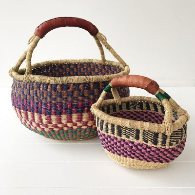 Mama Mini Basket Set Lavendar