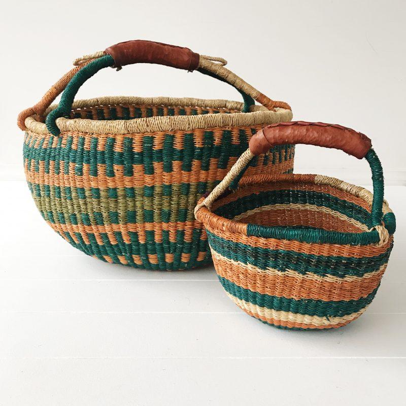 Mama Mini Basket Set Nutmeg